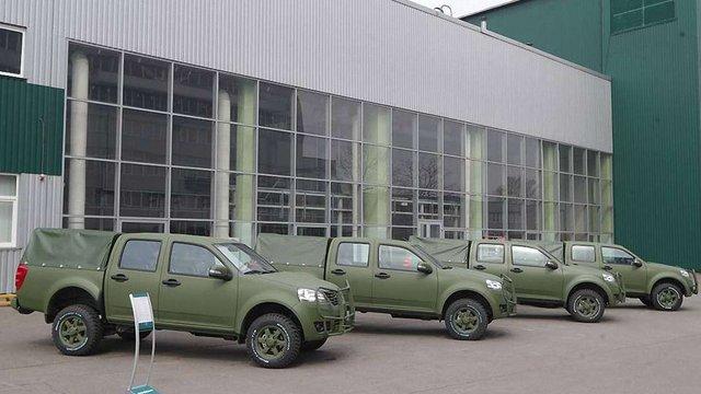 ЗСУ отримають нові багатоцільові позашляховики «Богдан»