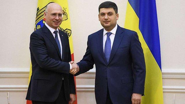 Уряди України та Молдови підписали угоду про повітряне сполучення