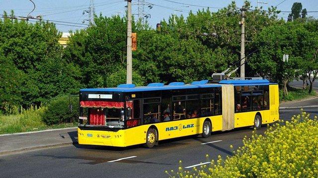 Львівський автобусний завод відсудив ₴120 млн у Київпастрансу