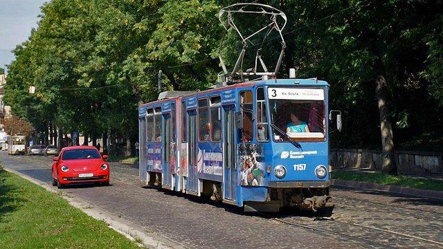 У Львові збільшать кількість трамваїв на маршрутах №3 та №8