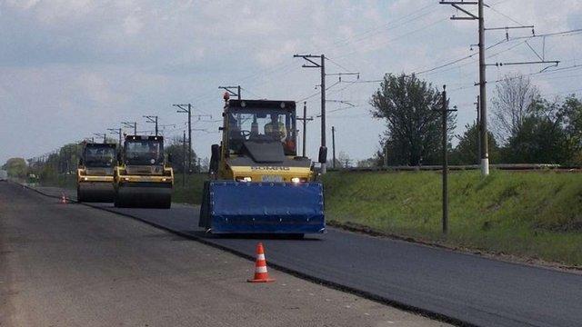 На Львівщині частину дороги Мостиська–Самбір–Борислав відремонтують за ₴308 млн