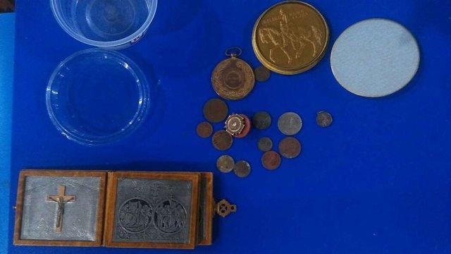 Бельгієць намагався провезти через пункт пропуску на Львівщині старовинні книги та монети