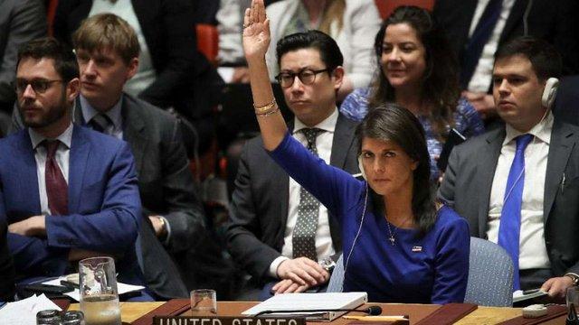 США, Франція і Британія на засіданні РБ ООН представили проект нової резолюції по Сирії