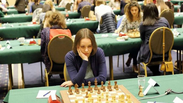 Дві українки опинилися серед лідерів на чемпіонаті Європи з шахів