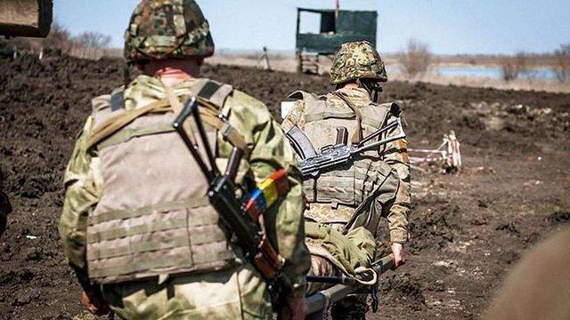 Підтримувані РФ бойовики передали українській стороні тіло зниклого бійця ЗСУ