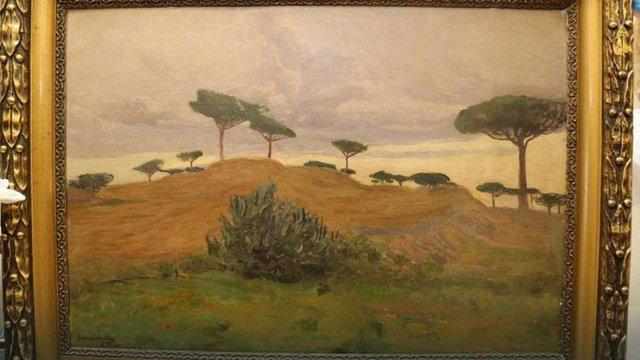 Поліція Варшави знайшла картини Івана Труша і ще двох художників, викрадені під час окупації