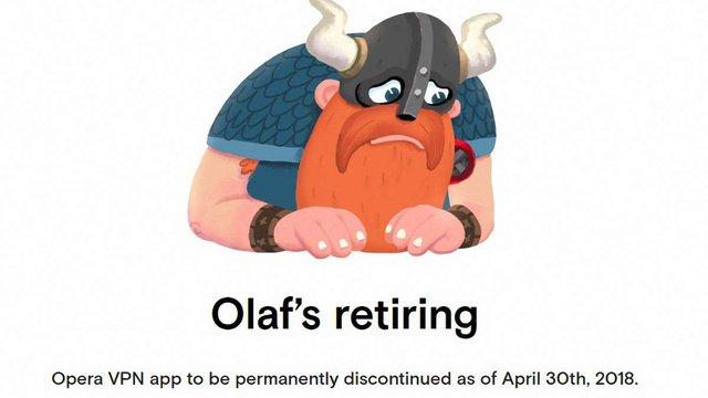 Opera оголосила про закриття свого безкоштовного VPN-сервісу
