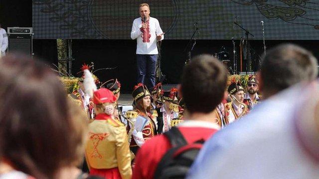 У «Шевченківському гаю» розпочався благодійний фестиваль
