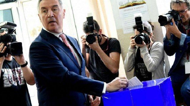 На виборах президента в Чорногорії переміг Міло Джуканович
