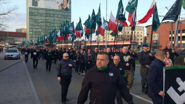 У польському Гданську пройшов багатотисячний марш неонацистів