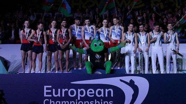 Українські спортсмени завоювали дві бронзи на чемпіонаті Європи зі стрибків на батуті