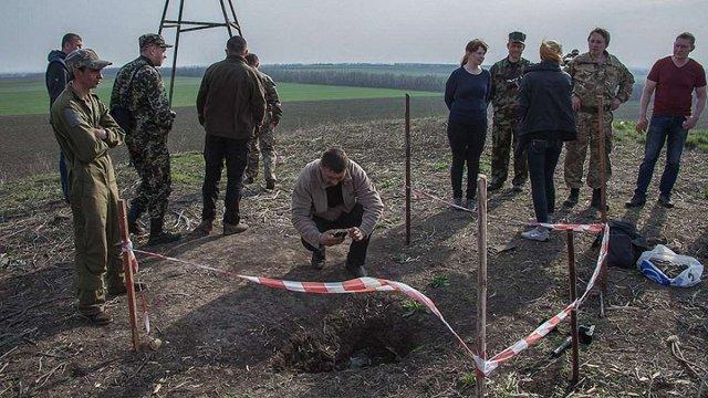 «Чорні копачі» пошкодили найбільший в Україні скіфський курган