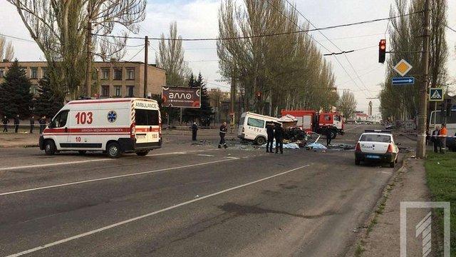 Вісім людей загинули в ДТП у Кривому Розі
