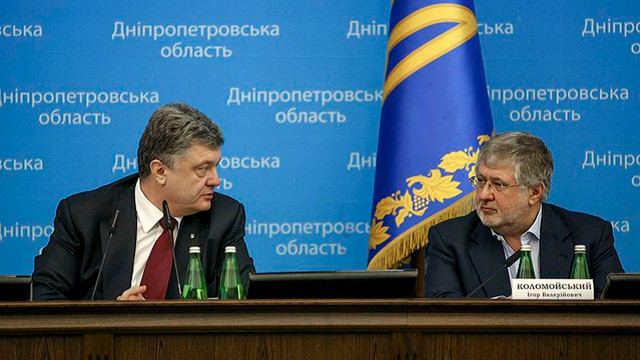 Коломойський не підтримуватиме Порошенка на виборах