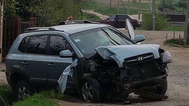 Автомобіль  екс-працівника міськради Львова вдруге потрапив у ДТП