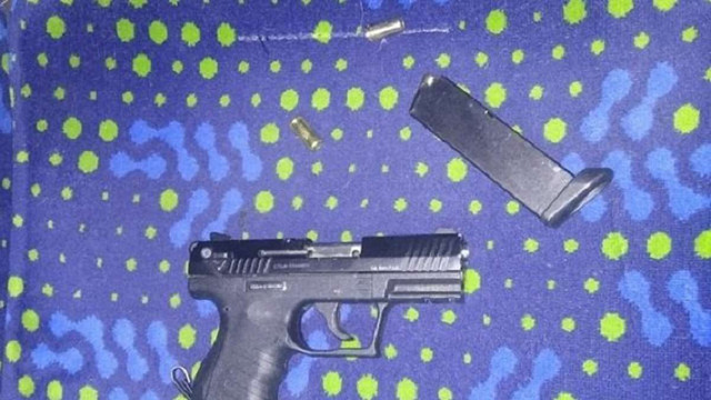 «Муніципала», що хотів вистрелити у пасажира львівської маршрутки, звільнили від покарання