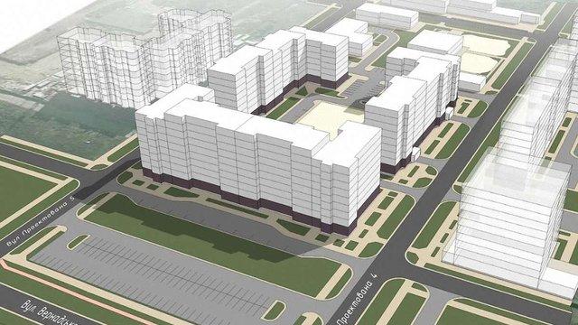Неподалік автовокзалу у Львові збудують житловий квартал та нову школу