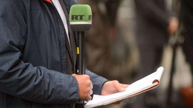 У Великій Британії почали сім розслідувань проти російського каналу RT