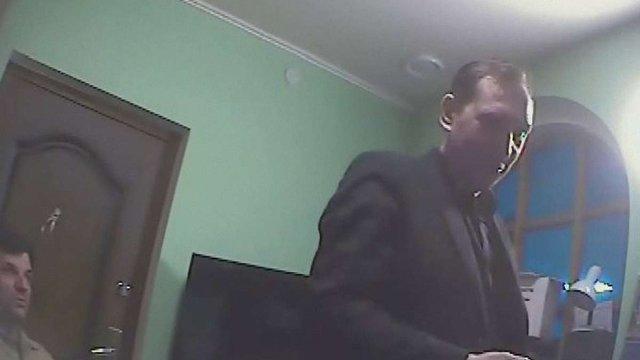 СБУ оприлюднила оперативне відео у справі керівника «Супутника» Олександра Агашкова