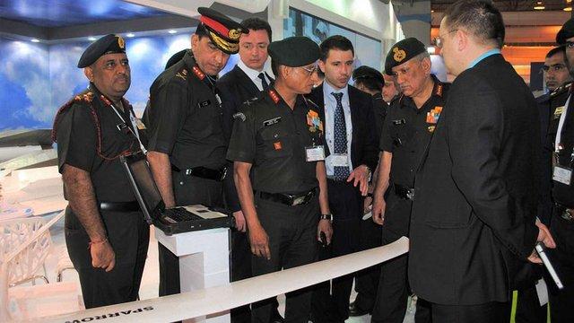 Україна витісняє РФ на оборонному ринку Індії
