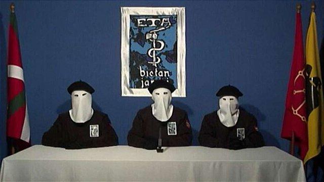 Баскська терористична організація ETA оголосила про саморозпуск