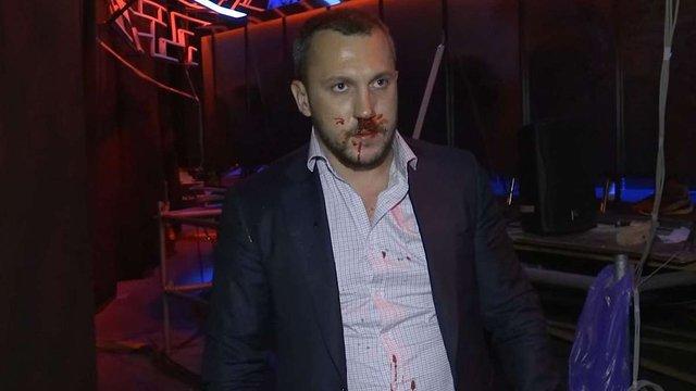 Два нардепи Радикальної партії влаштували бійку на одному з телеканалів