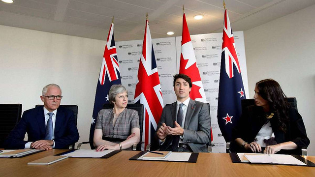 Австралія, Канада, Велика Британія та Нова Зеландія узгодили спільний кіберзахист від РФ