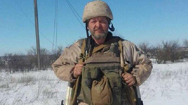 На Личаківському кладовищі поховають 50-річного Михайла Шозду, який загинув на Донбасі