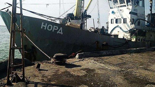 Двоє членів команди судна «Норд» втекли до Білорусі за фальшивими паспортами