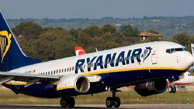 Ryanair погодив з аеропортом «Бориспіль» лише один рейс