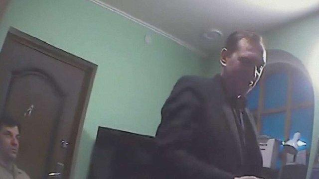 Захист Агашкова звернеться у поліцію через оприлюднення СБУ оперативного відео