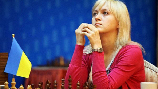 Українка Анна Ушеніна стала бронзовою призеркою чемпіонату Європи-2018 з шахів