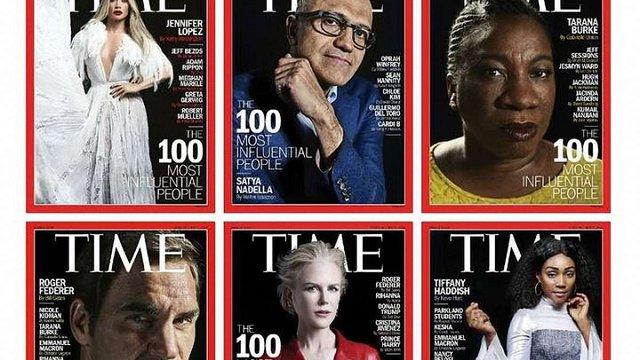 Журнал Time опублікував рейтинг найвпливовіших людей світу
