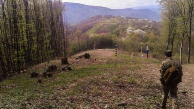 Словаки затримали білоруса, який незаконно потрапив в країну через кордон України