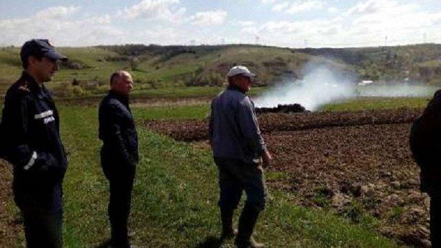 За підпал сухої трави на Львівщині оштрафували двох людей