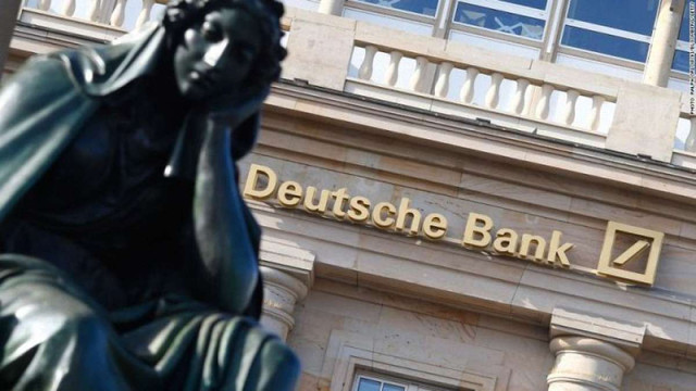 Deutsche Bank помилково переказав $35 млрд одній з бірж