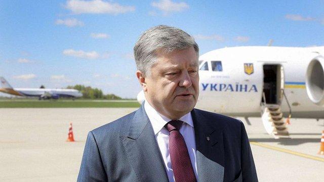 Петро Порошенко заявив про необхідність побудови залізничної колії з Європи до Львова