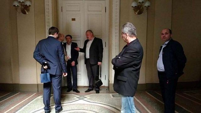 Порошенко проводить у Львові закриту від преси зустріч з «активом»