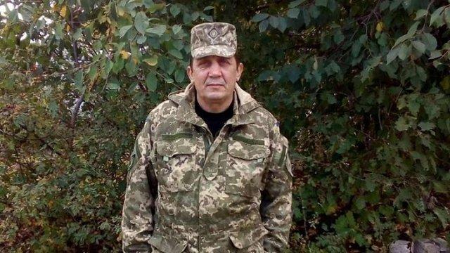 У зоні бойових дій на Донбасі загинув вояк з Прикарпаття