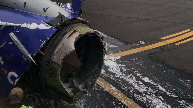 Авіауправління США і Європи розпорядилися негайно перевірити двигуни Boeing-737