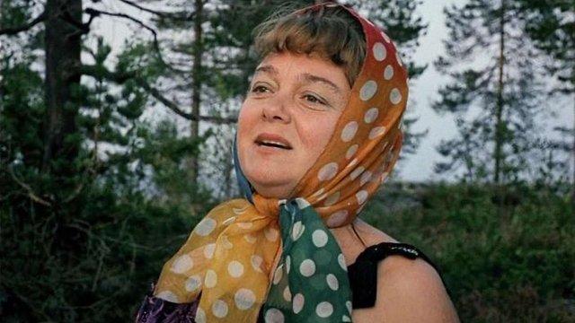 У Москві померла головна героїня радянського фільму «Любов і голуби»
