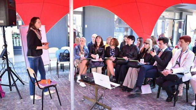 У Львові розпочався фестиваль освіти «Вчителі майбутнього»
