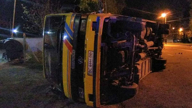 У Львові сталася смертельна ДТП за участю позашляховика і маршрутки