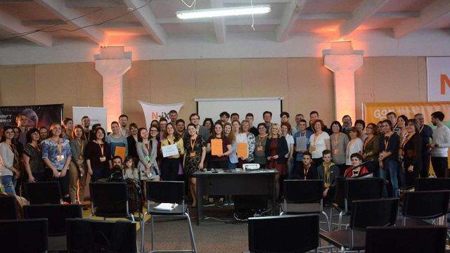 У Львові відбувся освітній хакатон на тему розвитку технологій