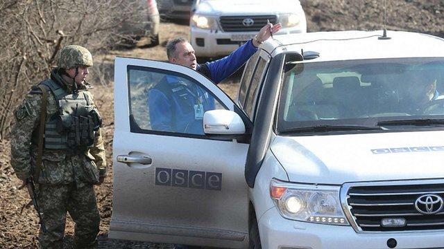 ОБСЄ виставить поруч із Донецькою фільтрувальною станцією свій пункт спостереження