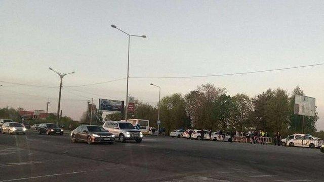 У Львові фанати київського «Динамо» побили водія автобуса