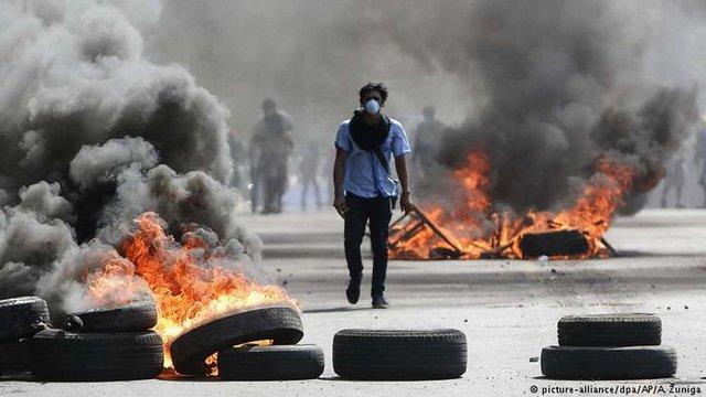 В Нікарагуа на антиурядових протестах загинули щонайменше 25 людей
