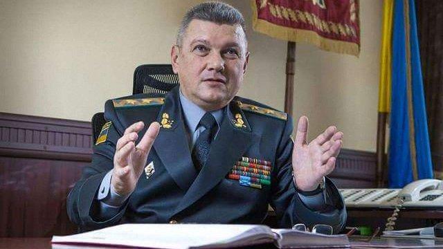 НАБУ підозрює екс-голову Держприкордонслужби Віктора Назаренка в незаконному збагаченні