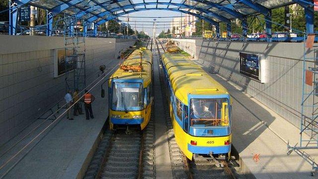 У Києві вартість поїзду у всіх видах комунального наземного транспорту хочуть підвищити до ₴8