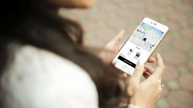 Для безпеки пасажирів Uber приховає їх місця посадки і висадки